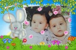 محمد وصبا سعيد وهيب