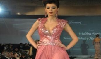 عرضُ أزياءٍ راقٍ للمصمم هاني البحيري أضاء ليالي القاهرة