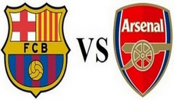برشلونة أمام آرسنال في مسابقة Bingo الرابعة