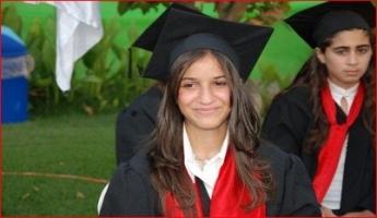باقة الغربية : مدرسة الشافعي تخرج الفوج الثاني والاربعين من طلاب الصفوف السادسة
