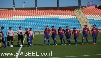 خسارة فادحة لهبوعيل أبناء المغار أمام فريق الإخاء عكا بالنّتيجة 0-4