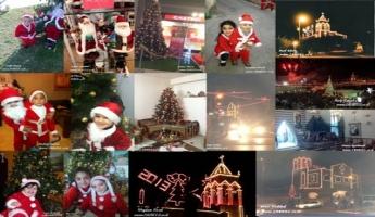 دقائق قليلة ويتوقف التّصويت لأجمل صورة من أجواء عيد الميلاد على موقع سبيل تحت رعاية مجوهرات نائل خوري