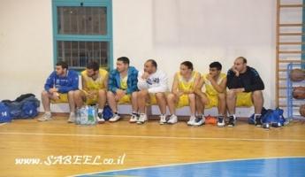 فريق مكابي المغار بكرة السلة يتغلب على هبوعيل روش بينا بالنتيجة 71-66