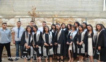 ساجور : مدرسة أورط الثّانويَّة تحتفل بتخريج الفوج السّابع في أجواء مميَّزة