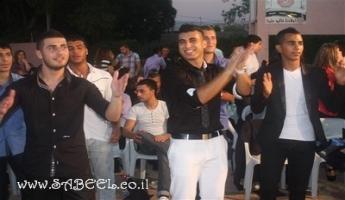 يركا : مدرسة الأخوَّة الشَّاملة تحتفل بتخريج فوجها الثّامن والثّلاثين