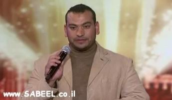 بالفيديو : محمد عطا من قطاع غزة يهز مسرح Arabs Got Talent بموهبته في تقليد الأصوات
