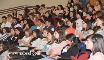 المغار : لقاء سنويّ أوّل يجمع أكثر من 200 شاب وشابة من مُرشدي وخرّيجي سنة الإرشاد في مراكز الشّبيبة (מרכזי נעורים) من ثمانية أفواج من 13 قرية دُرزيَّة