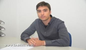 المغار : مقابلة مع بليغ صلاح الدين حول افتتاحه مكتب تدريب الذات (משרד אימון אישי) الأوّل في المنطقة