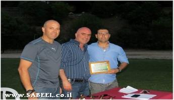 نهائيا: المدرب علي بدر في الدّرجة الممتازة مع شبيبة كرميئل