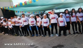 كسرى : احتفلت مدرسة المنارة اليوم الأربعاء 26.6 بتخريج كوكبة أخرى من طلابها