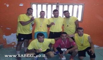 بطولة كأس الجليل الخامس في بيت جن برعاية جمعيّة نسيج ونايا فشين