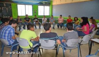 المغار: افتتاح المُخيَّم الصَّيفي لأبناء الشَّبيبة بمُشاركة 600 طالب وطالبة من المراحل فوق الابتدائيَّة