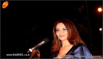 """سيدر زيتون تتألق وتغني """" أذكر يوما كنت بيافا  """"   """"وتقدموا""""  في مهرجان الثقافة العربية في يافا"""