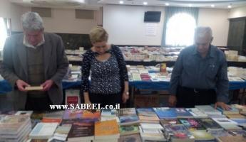 مكتبة كل شيء تعقد جلسة أدبيّة ضمن أسبوع الكتاب بيافة الناصرة