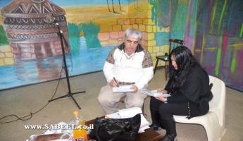 المغنية كندة بنت الناصرة تتألق وتحضّر مجموعة من الأغاني الجديدة - حاورها الإعلامي كمال ابراهيم