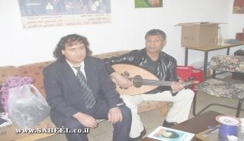 """- لقاء مع الموسيقيار والفنان الكبير والملتزم  الأستاذ """" فوزي السَّعدي """" –"""