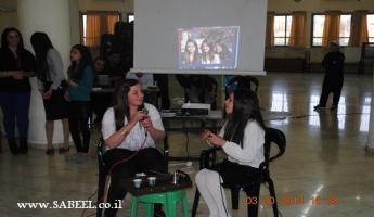 كسرى: مركز الشَّبيبة (نعوريم) يحتفل مع الأمّهات بعيدهنّ وحُلول الرّبيع باحتفال خاص