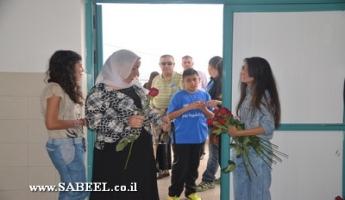 المغار: مركز الشَّبيبة (نعوريم) يحتفل بالأمّهات وحُلول الرّبيع