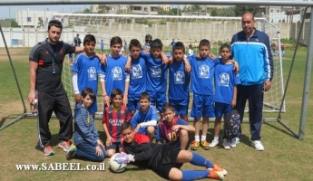 اختتام بطولة كرة القدم لمدارس شفاعمرو الابتدائية
