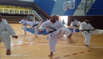 المدرب الياباني القدير ساوادا يحل ضيفا على الرابطة الموحدة للفنون القتالية