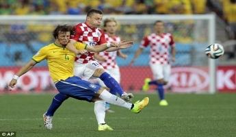 كأس العالم 2014: البرازيل تفوز على كرواتيا 3-1 في افتتاح المونديال