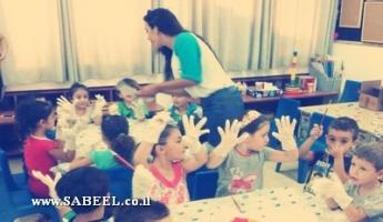 """المغار: مركز الشَّبيبة (מרכז נעורים) يختتم مشروع """"كرمالك يا بلدي 4"""" للعام 2014"""