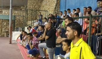 المغار: مسابقة السلام في كرة القدم المصغرة في الحريق تقترب من النهائيات