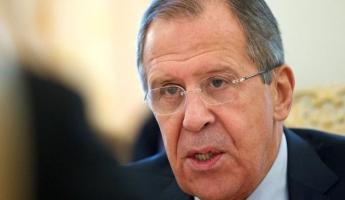لافروف: روسيا مستعدة لدعم ما يسمى بالجيش الحر جوا ضد تنظيم الدولة