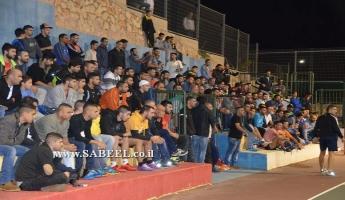 المغار : انتهاء مباريات ربع النهائي لمسابقة السلام في كرة القدم المصغرة على ملعب الحريق بالأمس