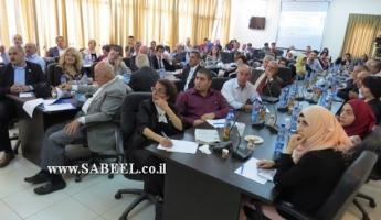 رام الله تفتتح مؤتمر القدس عاصمة دائمة للثقافة العربية بتوزيع جائزة القدس للثقافة والابداع 2015
