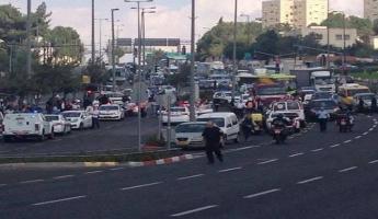 عمليات طعن ينفذها شبان عرب ضد يهود في القدس وكريات...
