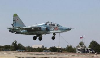 مقتل طياري المقاتلة الروسية التي اسقطت اليوم قرب الحدود التركية