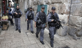 القدس: إصابة جندي من حرس الحدود بجراح متوسطة...