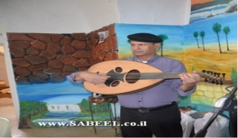 اغنيتان جديدتان للفنان النصراوي الفلسطيني فوزي السعدي
