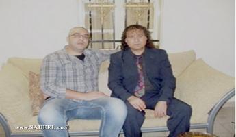 لقاء مع المطرب العملاق أنور أبو زيدان