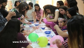 """المغار: إنطلاق مشروع """"عيد ميلاد الملائكة"""" من قِبَل مركز الشّبيبة نعوريم - معاسيه بالتّعاوُن مع مُنظّمة """"جوينت إسرائيل"""" في مدرسة التّعليم الخاص"""