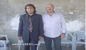 لقاء مع الشاعر الزجلي ابن المغار كريم معدي