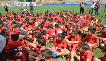 المغار : اختتام العام الرياضي في مدرسة كرة القدم التابعة للمجلس المحلي