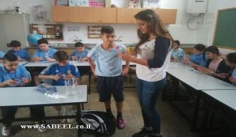 عين الأسد: مدرسة البيادر تختتم فعاليّاتها...