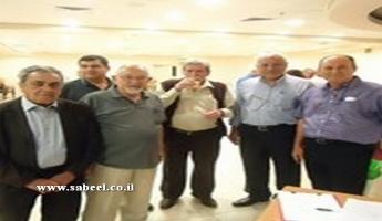 تكريم الأديب محمد نفّاع وإصداره الجديد في حيفا