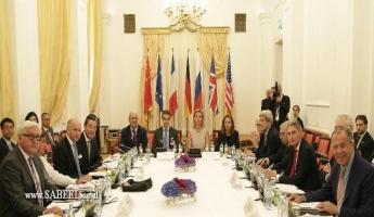 الإعلان رسميا عن التوصل لاتفاق بين ايران والدول الغربية الكبرى بشأن الملف النووي الايراني