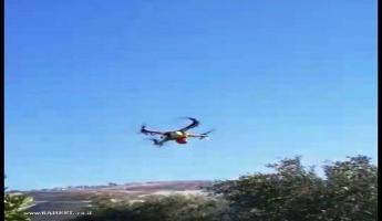 كفركنا: الطالب محمد عمر عواودة ينجح بصنع طائرة مع جهاز تحكم