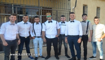 المغار: بأجواء من الغبطة والسّرور احتفلت مدرسة قاسم غانم الشّاملة هذا المساء الثلاثاء بتخريج الفوج الـ37 من طُلّاب الثّواني عشر