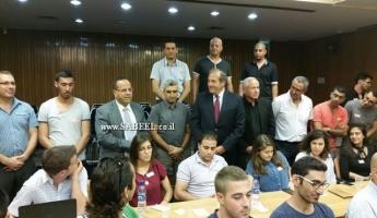 رئيس حكومة إسرائيل  بنيامين نتنياهو...