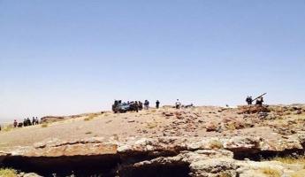 سقوط ثلاثة شهداء من قرية شقا في جبل الدروز جراء اعتداء شنته الجماعات  الارهابية على المزارعين في حقول القرية