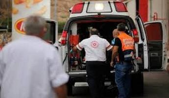 حادث عمل بايلات واصابة شاب من شفاعمرو بالغة الخطورة
