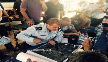 حريق هائل في القدس يهدد مستشفى هداسا والبيوت في موشاف ايقن سبير