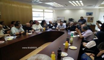 اللجنة القطرية تصعّد خطواتها الاحتجاجية في التعليم...