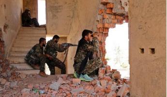 مقتل 6 من عناصر الأمن السوري برصاص مسلحين دروز في مدينة السويداء
