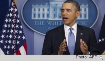 """اوباما :""""الحرب ضد تنظيم داعش ليست حربا عالمية ثالثة والارهاب لا يشكل تهديدا على الغرب"""""""
